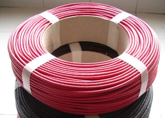 Câble imprégné silicone