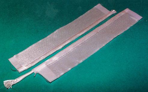 Cetaver® tape + braid Binding stop