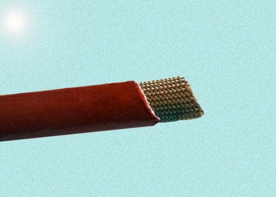 Cetaver® 2 braids Epoxy + Elasto Silicone sleeving